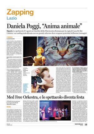 Latina Oggi 4 Agosto 2015