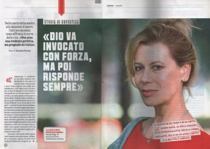 Daniela Poggi Stampa